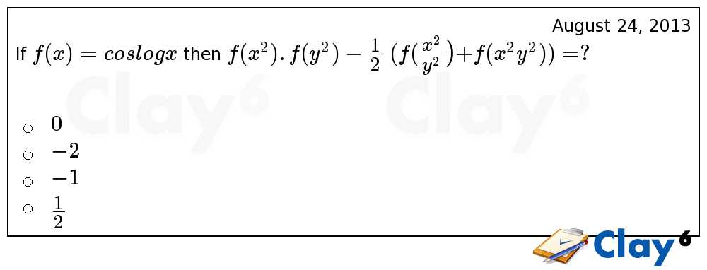 http://clay6.com/qa/10067/if-f-x-coslogx-then-f-x-2-f-y-2-large-frac-f-large-frac-f-x-2y-2-