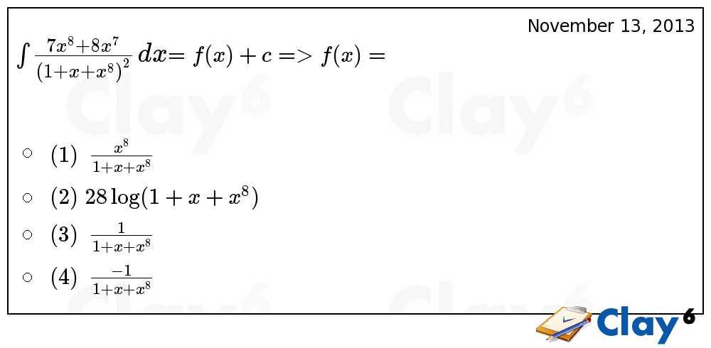 http://clay6.com/qa/13930/-int-large-fracdx-f-x-c-f-x-