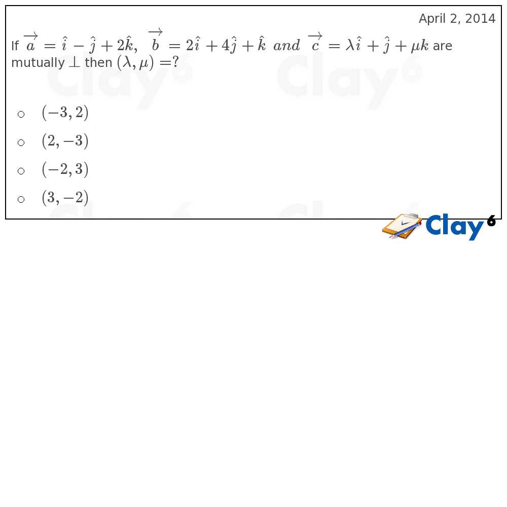 http://clay6.com/qa/15936/if-overrightarrow-a-hat-i-hat-j-2-hat-k-overrightarrow-b-2-hat-i-4-hat-j-ha