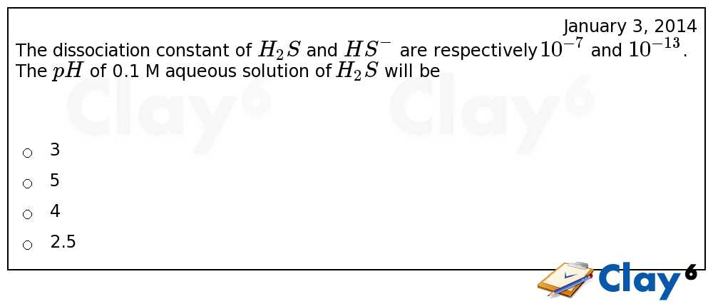 http://clay6.com/qa/19046/the-dissociation-constant-of-h-2s-and-hs-are-respectively-10-and-10-the-ph-