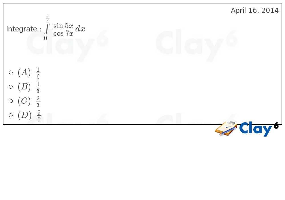 http://clay6.com/qa/20795/integrate-int-limits-0-large-frac-dx