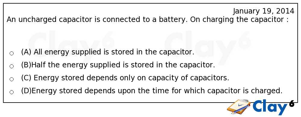 http://clay6.com/qa/23263/an-uncharged-capacitor-is-connected-to-a-battery-on-charging-the-capacitor-