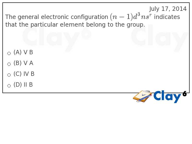http://clay6.com/qa/25966/math-the-following-groups-with-respect-to-its-electron-configuration-