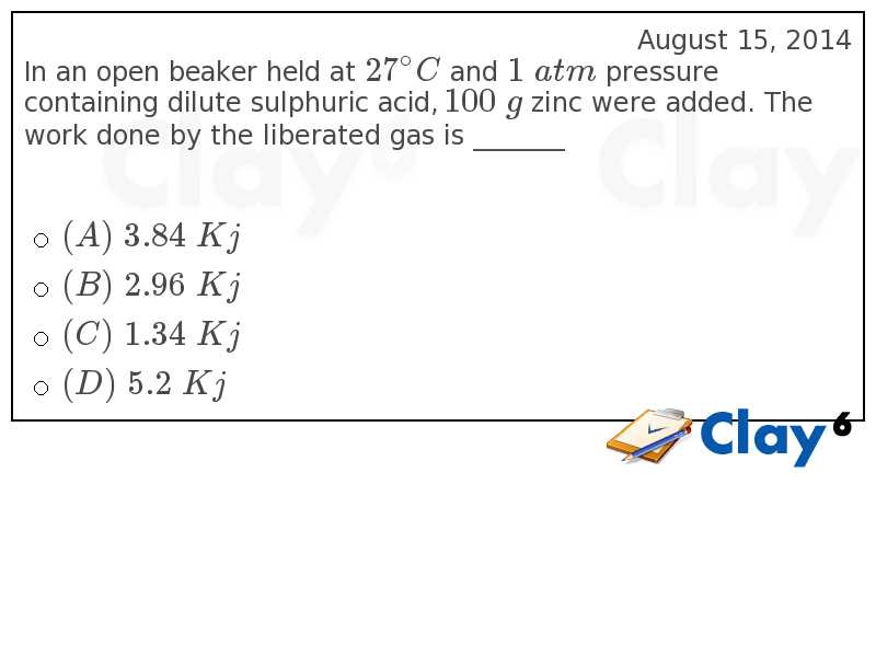 http://clay6.com/qa/31572/in-an-open-beaker-held-at-27-c-and-1-atm-pressure-containing-dilute-sulphur