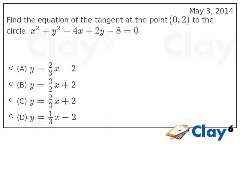 http://clay6.com/qa/33179/find-the-equation-of-the-tangent-at-the-point-0-2-to-the-circle-x-2-y-2-4x-