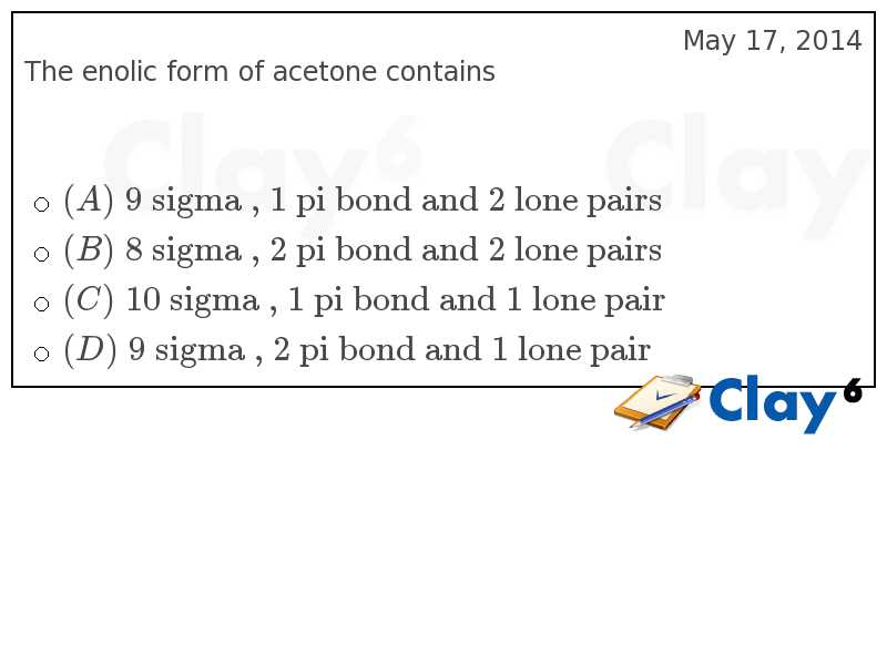 http://clay6.com/qa/36700/the-enolic-form-of-acetone-contains
