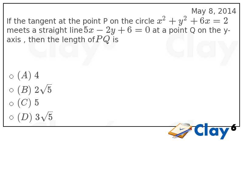 http://clay6.com/qa/37191/if-the-tangent-at-the-point-p-on-the-circle-x-2-y-2-6x-2-meets-a-straight-l