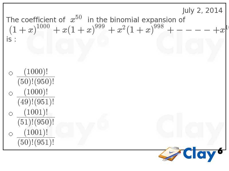 http://clay6.com/qa/39575/the-coefficient-of-x-in-the-binomial-expansion-of-1-x-x-1-x-x-1-x-x-is-