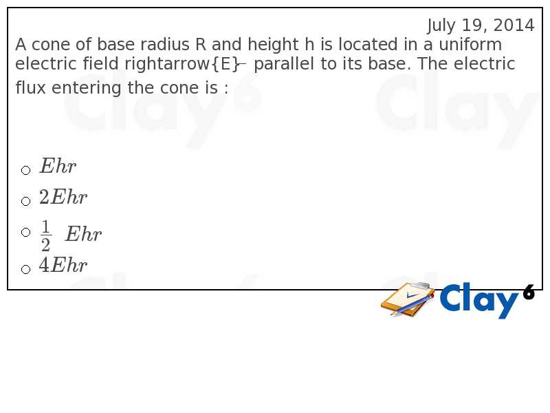 http://clay6.com/qa/40313/a-cone-of-base-radius-r-and-height-h-is-located-in-a-uniform-electric-field
