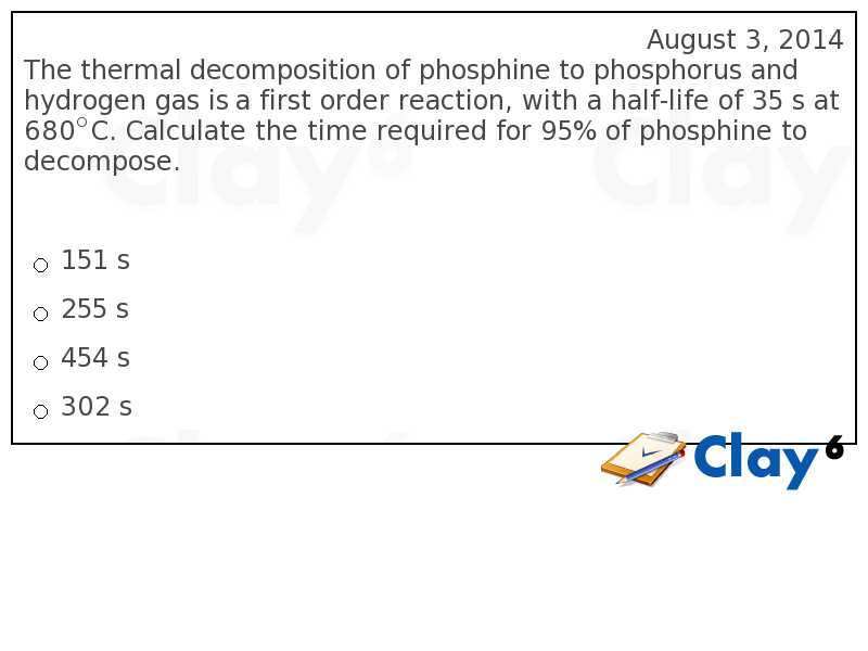http://clay6.com/qa/51265/the-thermal-decomposition-of-phosphine-to-phosphorus-and-hydrogen-gas-is-a-